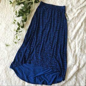 ✨3/$10✨ 🎉HP🎉 [apt. 9] nwt high low aztec skirt